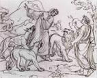 KOCH, Joseph Anton -1 - Dante e le fiere Thumbnail