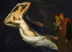 Scheffer, Ary - Francesca da Rimini 1854 thumbnail